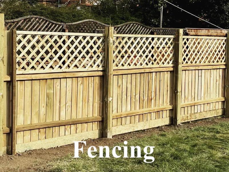Fencing Suffolk Stump Grinding